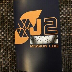 Lost In Space J2 Mission Log Journal